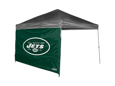 Jarden Sports 10x10 Straight Leg Canopy Wall NFL