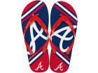 Atlanta Braves Big Logo Flip Flop-MLB Knick Knacks