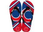 Chicago Cubs Big Logo Flip Flop-MLB Knick Knacks