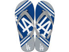 Los Angeles Dodgers Big Logo Flip Flop-MLB Knick Knacks