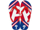 Philadelphia Phillies Big Logo Flip Flop-MLB Knick Knacks