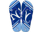 Kansas City Royals Big Logo Flip Flop-MLB Knick Knacks