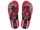 Los Angeles Angels of Anaheim Big Logo Flip Flop-MLB Knick Knacks