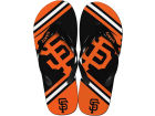 San Francisco Giants Big Logo Flip Flop-MLB Knick Knacks