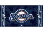 Milwaukee Brewers Mcarthur 2012 Beach Towel-MLB Bed & Bath