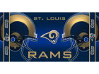 St. Louis Rams 2012 Beach Towel-NFL Bed & Bath