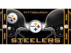 Pittsburgh Steelers Mcarthur 2012 Beach Towel-NFL Bed & Bath