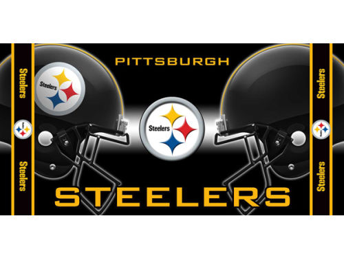 Pittsburgh Steelers 2012 Beach Towel-NFL