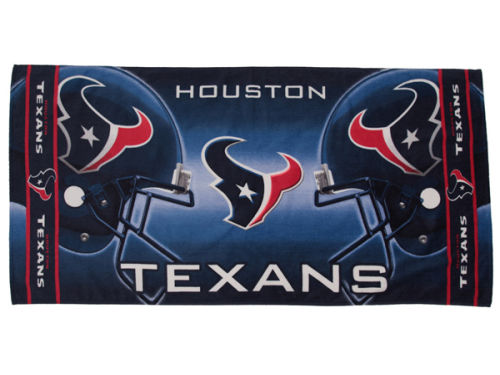 Houston Texans Mcarthur 2012 Beach Towel-NFL