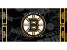 Boston Bruins 2012 NHL Beach Towel Outdoor & Sporting Goods