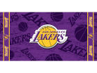 Los Angeles Lakers Mcarthur 2012 Beach Towel-NBA Outdoor & Sporting Goods