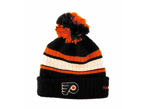Philadelphia Flyers 12 Winter Classic Goalie Knit Hats