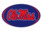 Mississippi Rebels 8in Car Magnet Auto Accessories