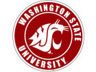 Washington State Cougars 12in Car Magnet Auto Accessories