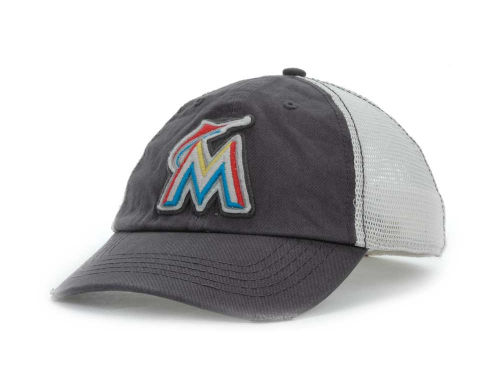 Miami Marlins '47 Brand MLB Bizmark Franchise Hats