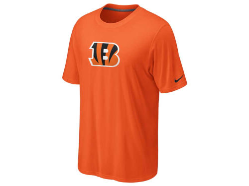 Cincinnati Bengals Nike NFL Legend Authentic Logo T-Shirt