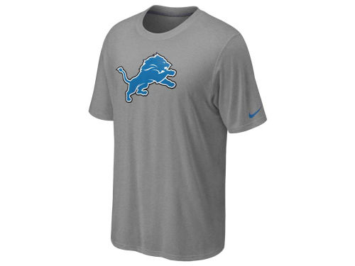 Detroit Lions Nike NFL Legend Authentic Logo T-Shirt