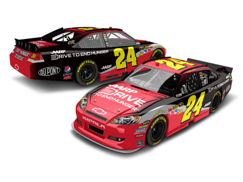 Jeff Gordon NASCAR 2012 Diecast 1:24