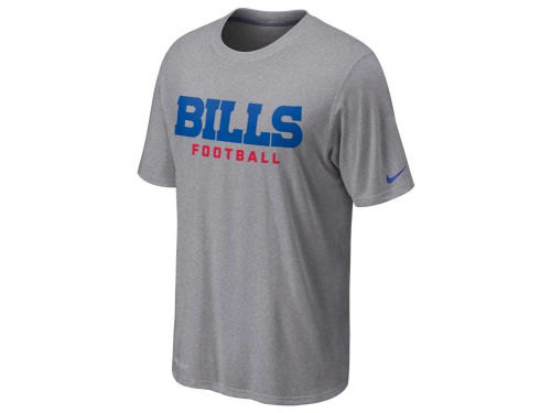 Buffalo Bills Nike NFL Legend Authentic Font T-Shirt