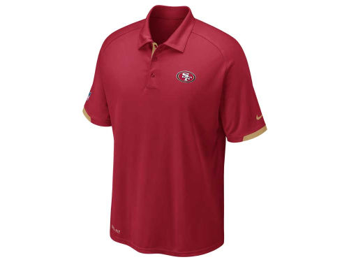 San Francisco 49ers Nike NFL Dri-Fit Practice Polo
