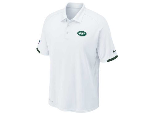 New York Jets Nike NFL Dri-Fit Practice Polo