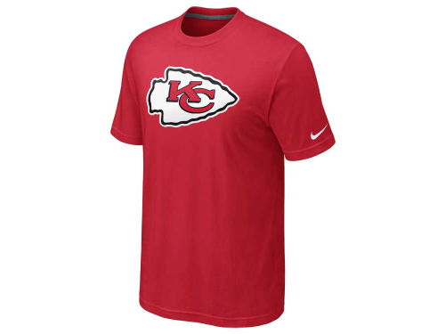 Kansas City Chiefs Nike NFL Oversized Logo 2012 T-Shirt