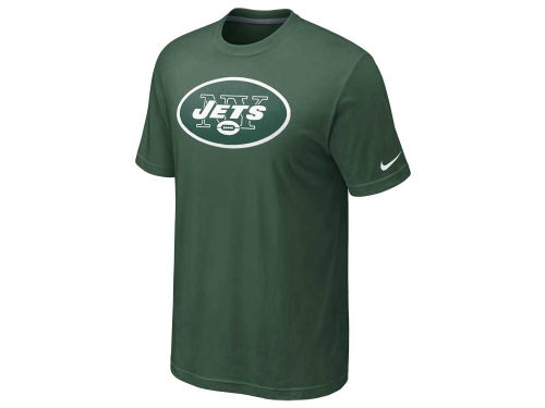New York Jets Nike NFL Oversized Logo 2012 T-Shirt