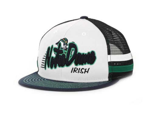 Notre Dame Fighting Irish Top of the World NCAA Supra Stripe MB Snapback Cap Hats