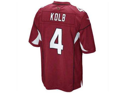 Arizona Cardinals Kevin Kolb Nike NFL Game Jersey