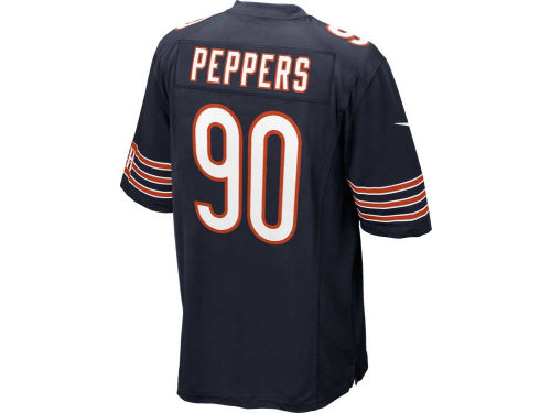 Chicago Bears Julius Peppers Nike NFL Men's Game Jersey