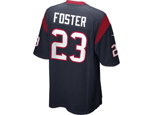 Houston Texans Arian Foster Nike NFL Game Jersey