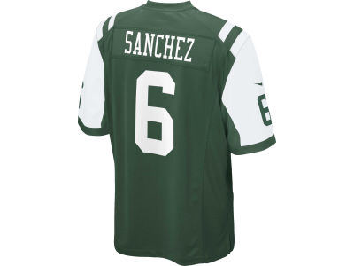 Nike Mark Sanchez NFL Game Jersey