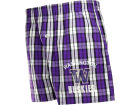 Washington Huskies College Concepts NCAA Historic Boxer Shorts