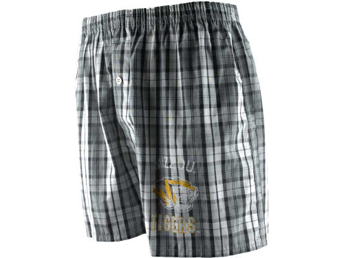 Missouri Tigers College Concepts NCAA Historic Boxer