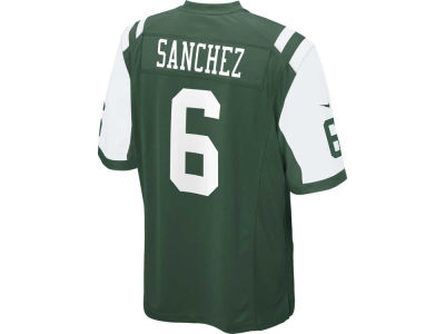 Nike Mark Sanchez NFL Game Jersey Extended Size