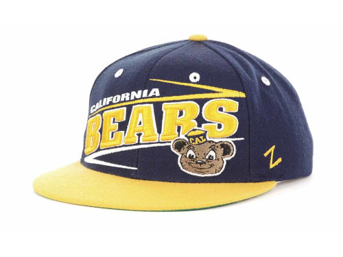 California Golden Bears Zephyr NCAA Snaz Snapback Cap Hats
