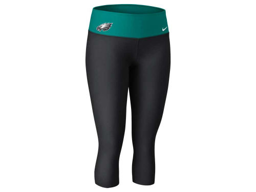 Philadelphia Eagles Nike NFL Womens Dri-Fit Legend Capri