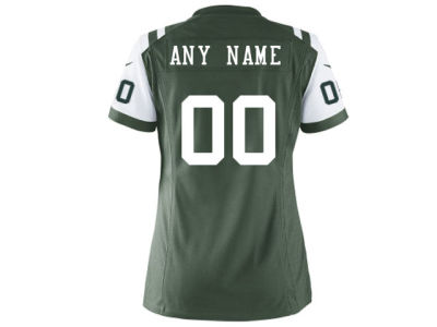 Nike NFL Women's Game Custom Jersey