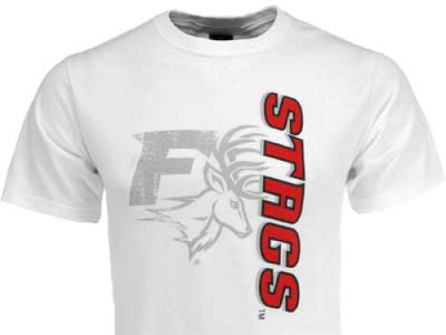 Fairfield University Stags NCAA LTS 3 Color Vert T-Shirt