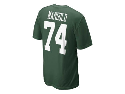 Nike Nick Mangold NFL Name and Number T-shirt