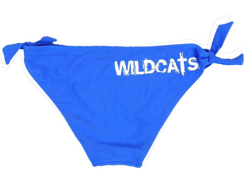 Kentucky Wildcats NCAA Fanatic Bikini Halter Bottom