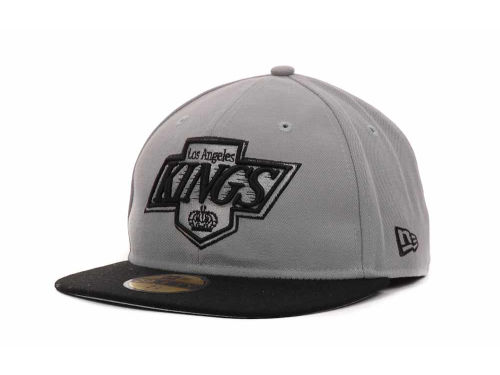 Los Angeles Kings New Era NHL BC 2 Tone 59FIFTY Hats