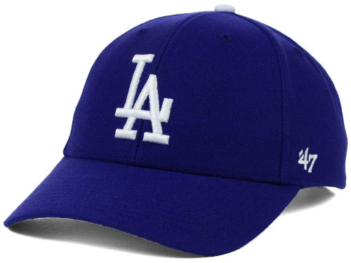 Los Angeles Dodgers '47 MLB MVP Curved Cap Hats