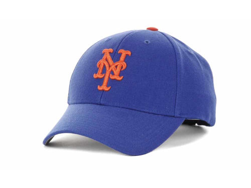 New York Mets '47 MLB MVP Curved Cap Hats