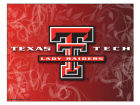 Texas Tech Red Raiders Wincraft 5x6 Ultra Decal Bumper Stickers & Decals
