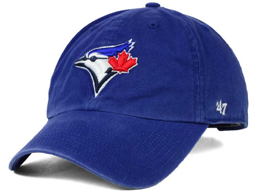 Toronto Blue Jays MLB On-Field Replica '47 CLEAN UP Cap Hats