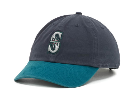 Seattle Mariners '47 Brand MLB Clean Up Hats
