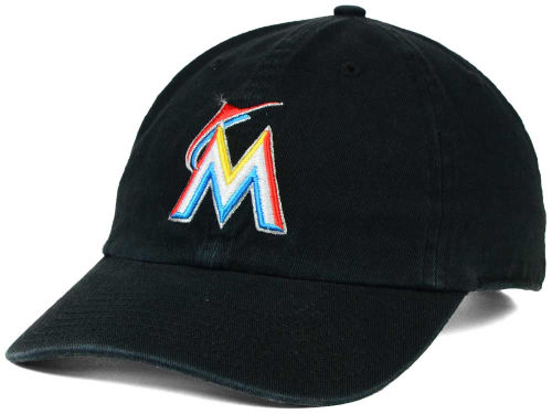 Miami Marlins MLB On-Field Replica '47 CLEAN UP Cap Hats