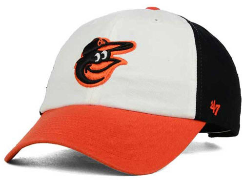 Baltimore Orioles MLB On-Field Replica '47 CLEAN UP Cap Hats