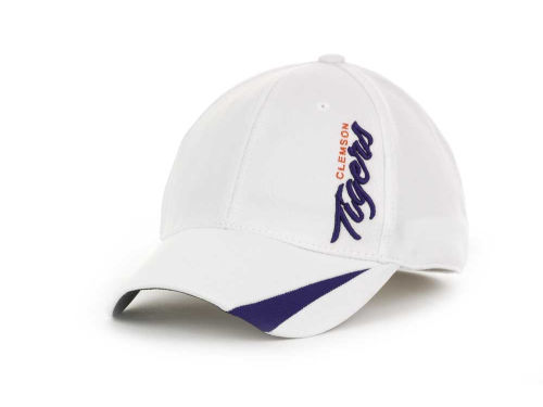 Clemson Tigers Top of the World NCAA Wedge One-Fit Cap Hats